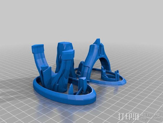 星际迷航太空飞船 3D模型  图7