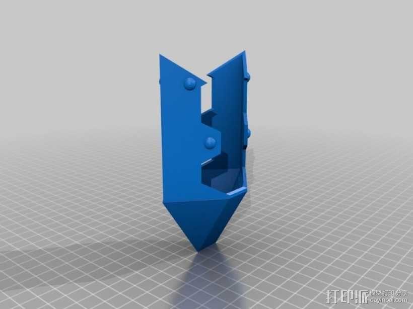 剑鞘 3D模型  图3