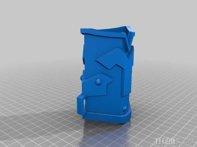 剑鞘 3D模型  图2