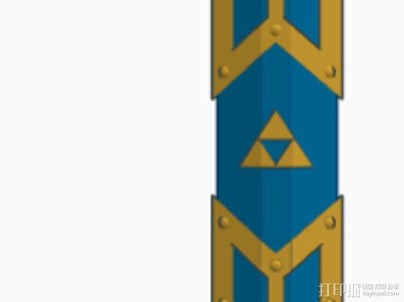 剑鞘 3D模型  图6