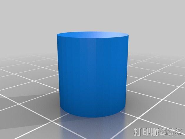 光晕头盔零部件 3D模型  图5