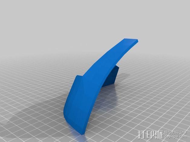 钢铁侠面具 3D模型  图9