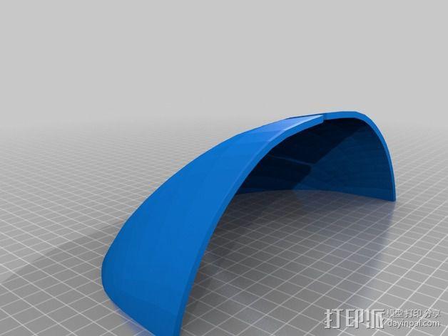 钢铁侠面具 3D模型  图14