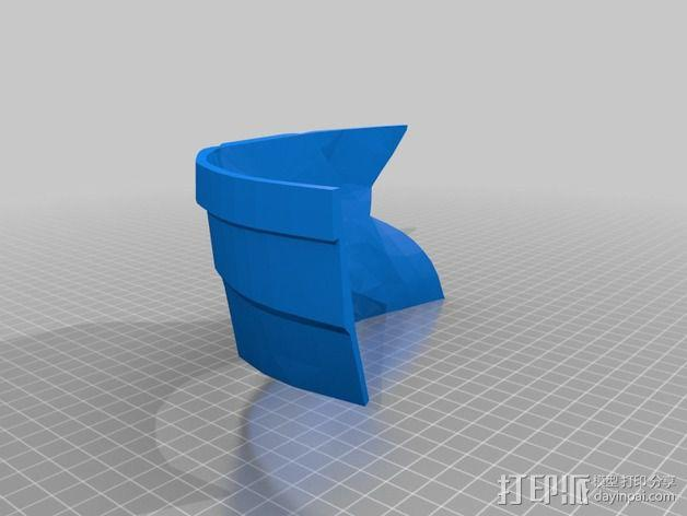钢铁侠面具 3D模型  图17