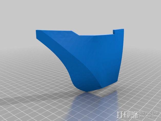 钢铁侠面具 3D模型  图16