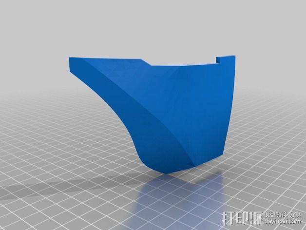 钢铁侠面具 3D模型  图20
