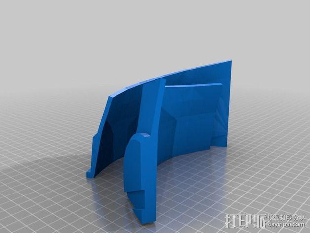 钢铁侠面具 3D模型  图25