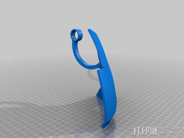 钢铁侠面具 3D模型  图29
