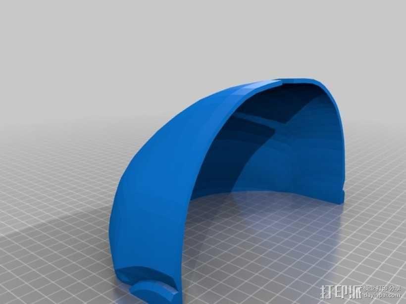 钢铁侠面具 3D模型  图31