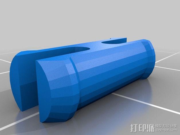 Charger赛车模型 3D模型  图4