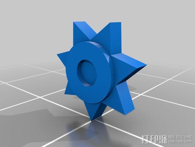 Rick Grimes人物模型 3D模型  图5