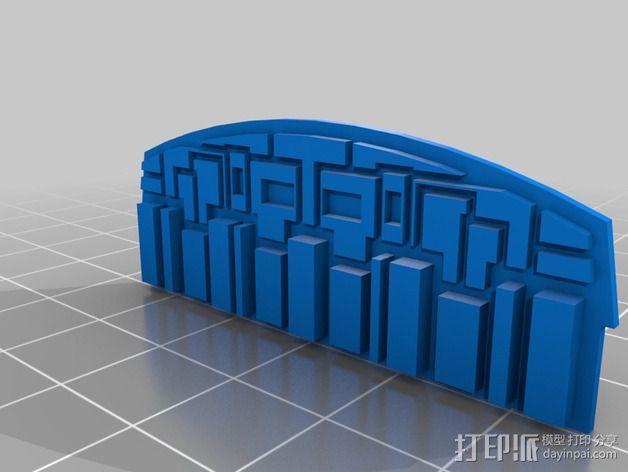 帝国风暴兵 3D模型  图4