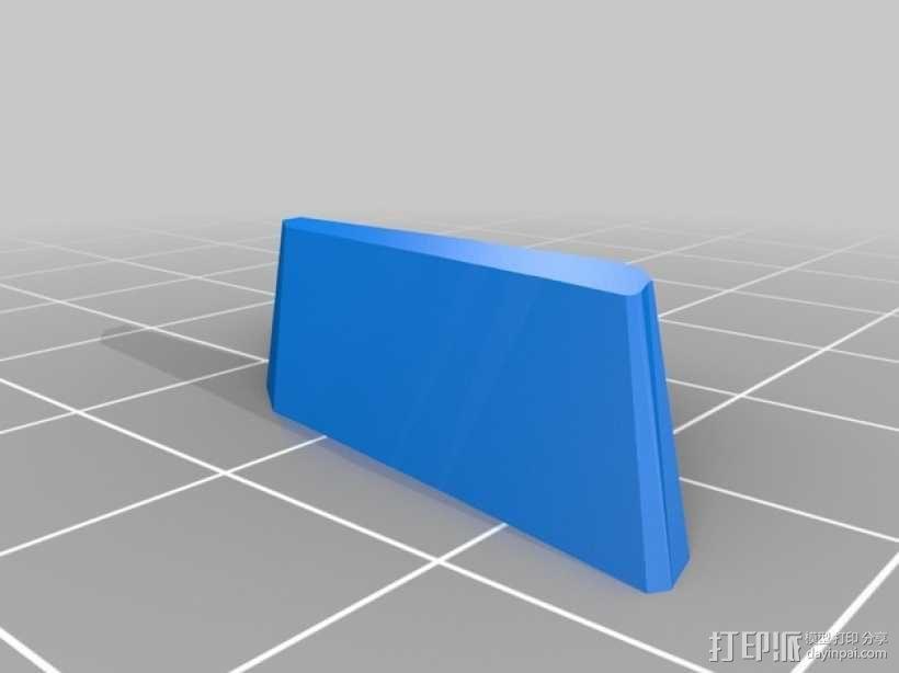 NX级星舰 3D模型  图4