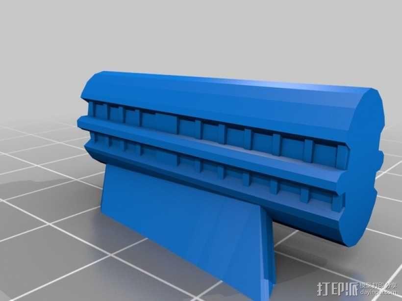 NX级星舰 3D模型  图8