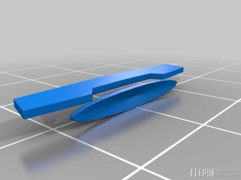 NX级星舰 3D模型  图12
