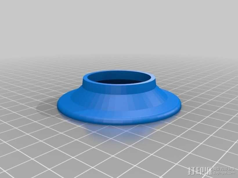 电灯灯泡 3D模型  图9