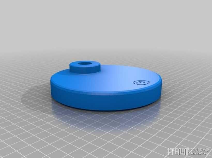 电灯灯泡 3D模型  图11
