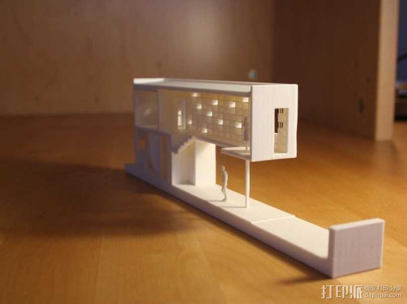 澳洲联储银行大厦 3D模型  图2