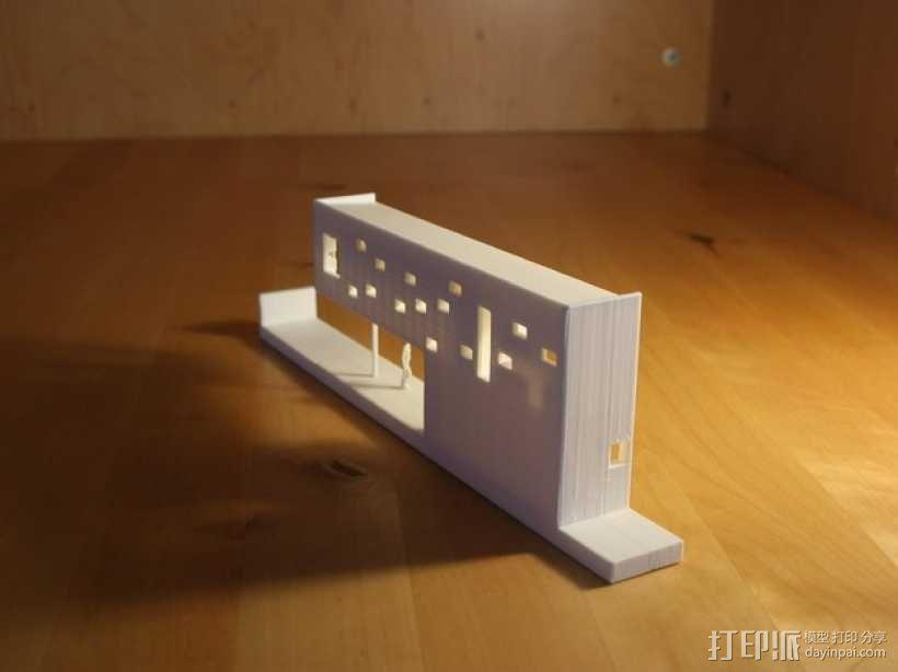 澳洲联储银行大厦 3D模型  图3