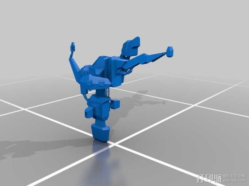 Caldari 护卫舰  3D模型  图7