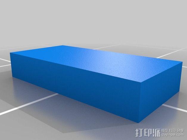 钛战机飞行员通信板 3D模型  图6