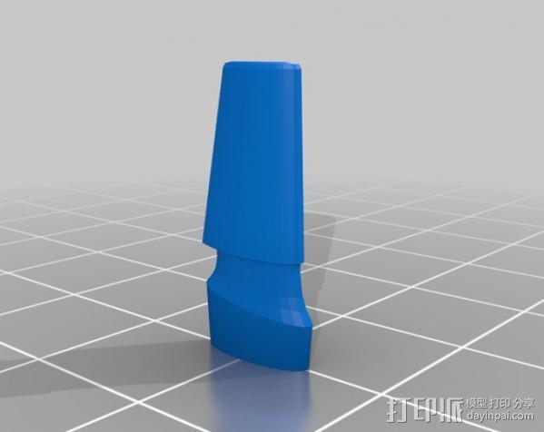 齐柏林硬式飞艇 3D模型  图7