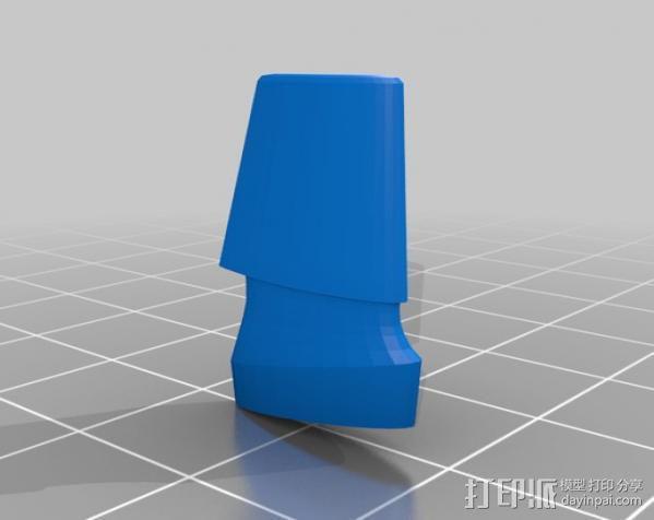 齐柏林硬式飞艇 3D模型  图12