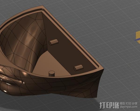 人头模型 3D模型  图14