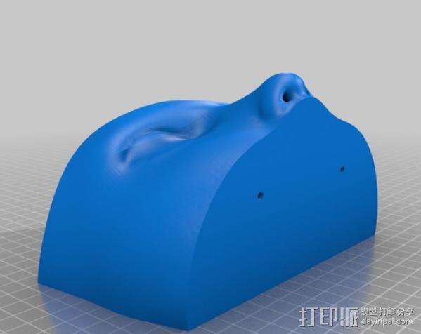 人头模型 3D模型  图21