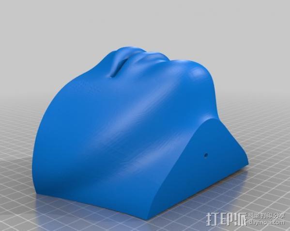 人头模型 3D模型  图27