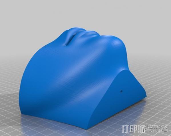 人头模型 3D模型  图26