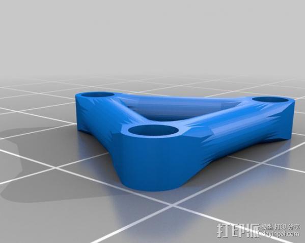 桥桁架 3D模型  图5