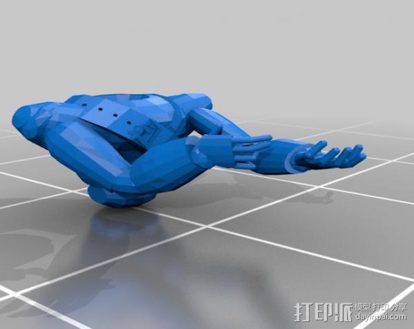 猎人模型 3D模型  图8