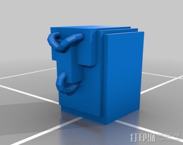 猎人模型 3D模型  图17