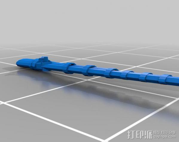 猎人模型 3D模型  图16
