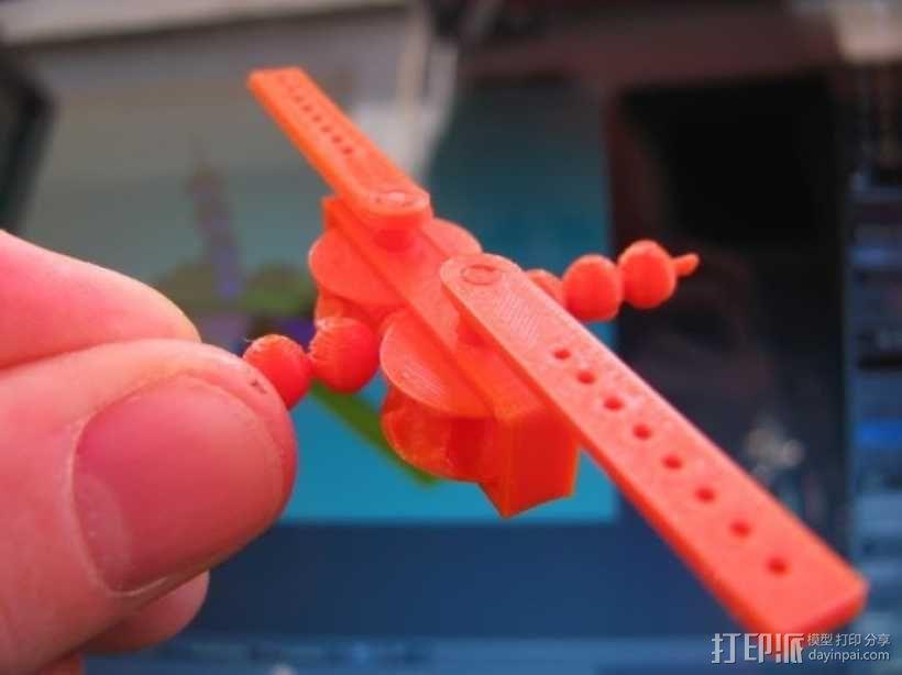 齿轮套筒链  3D模型  图9