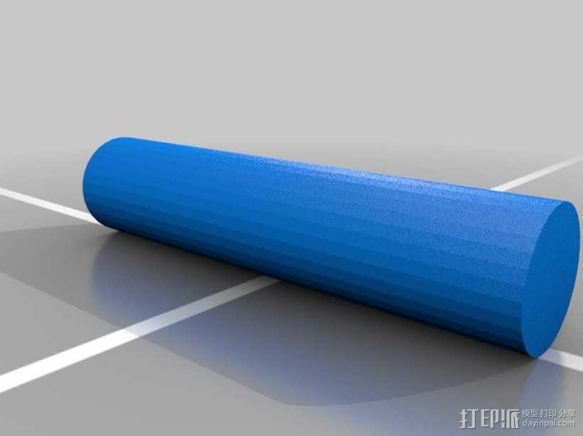 齿轮套筒链  3D模型  图12