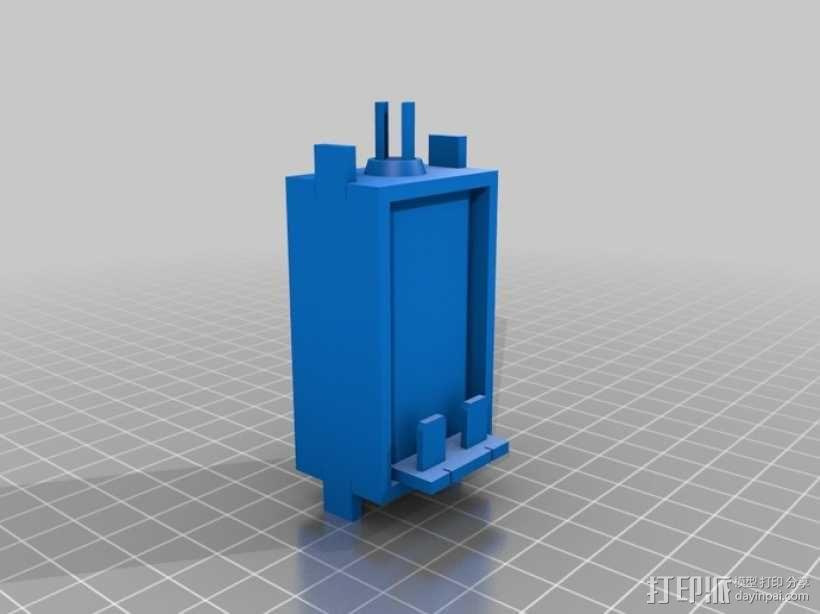 传导器 3D模型  图1