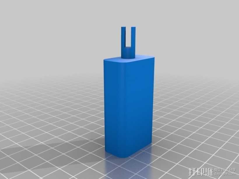 传导器 3D模型  图3