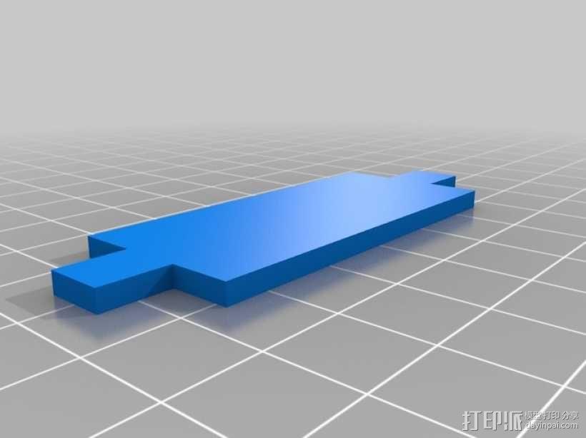 传导器 3D模型  图4