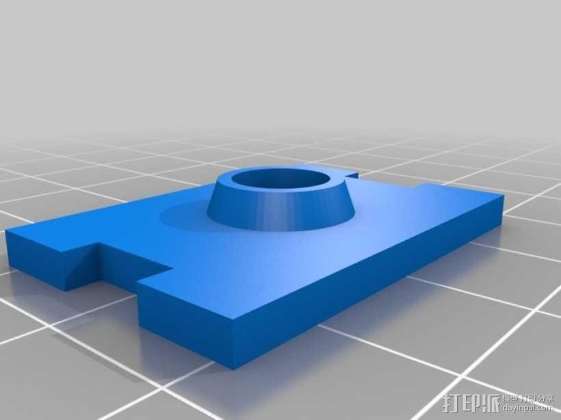 传导器 3D模型  图5
