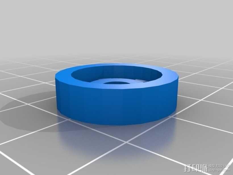 拖拉机 3D模型  图4