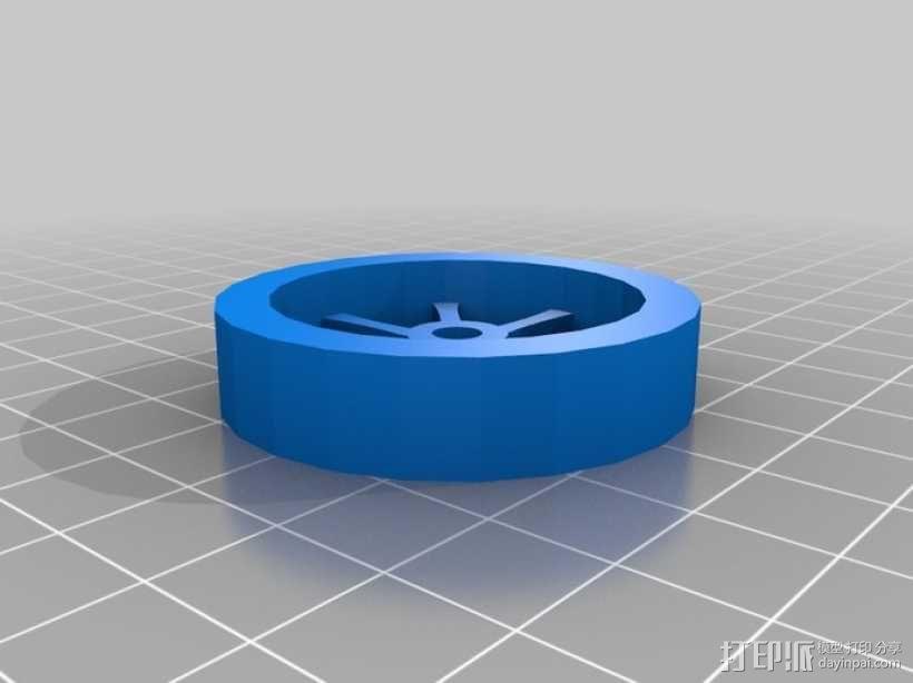 拖拉机 3D模型  图6