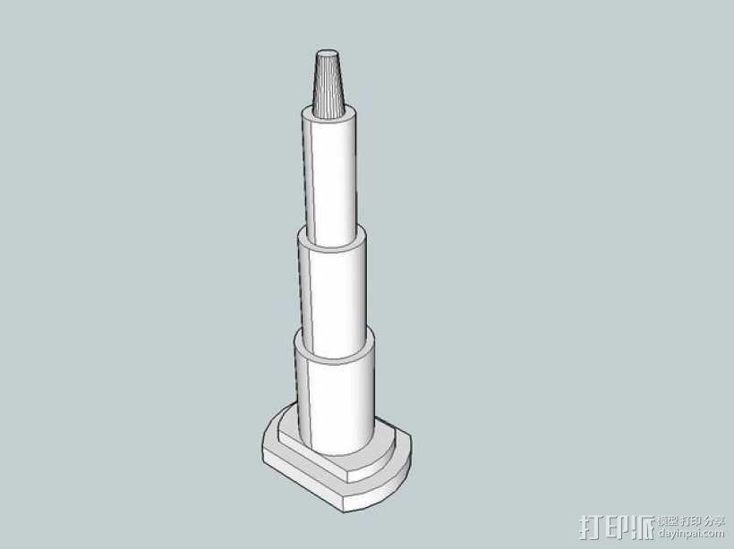 火星基地模型 3D模型  图16