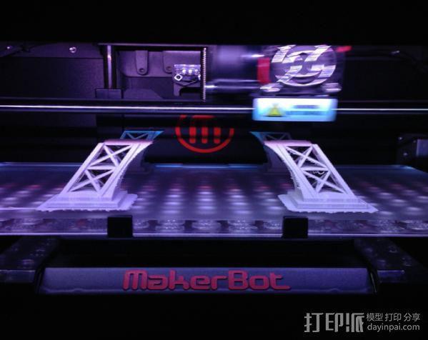 埃菲尔铁塔 3D模型  图9