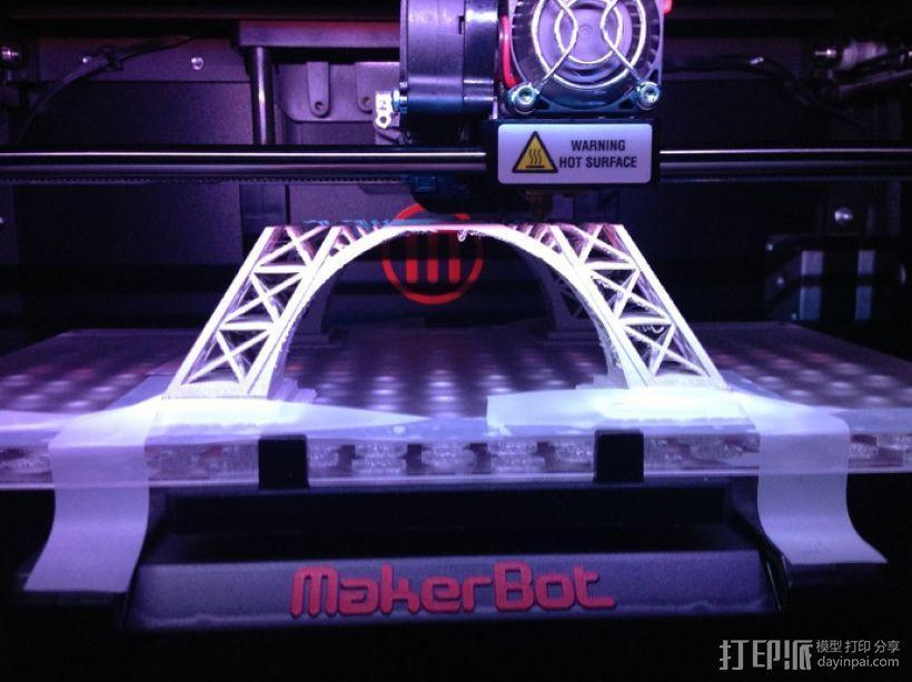 埃菲尔铁塔 3D模型  图11