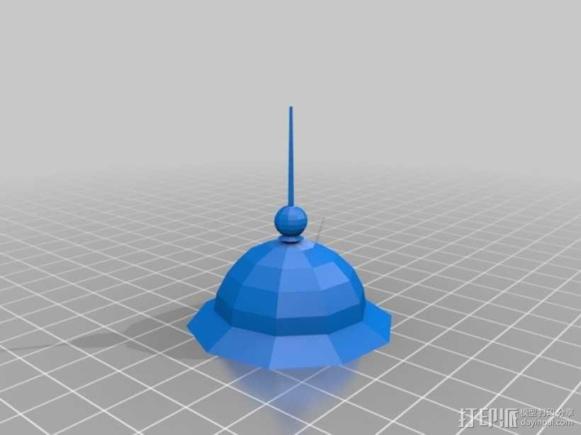 灯塔  3D模型  图9