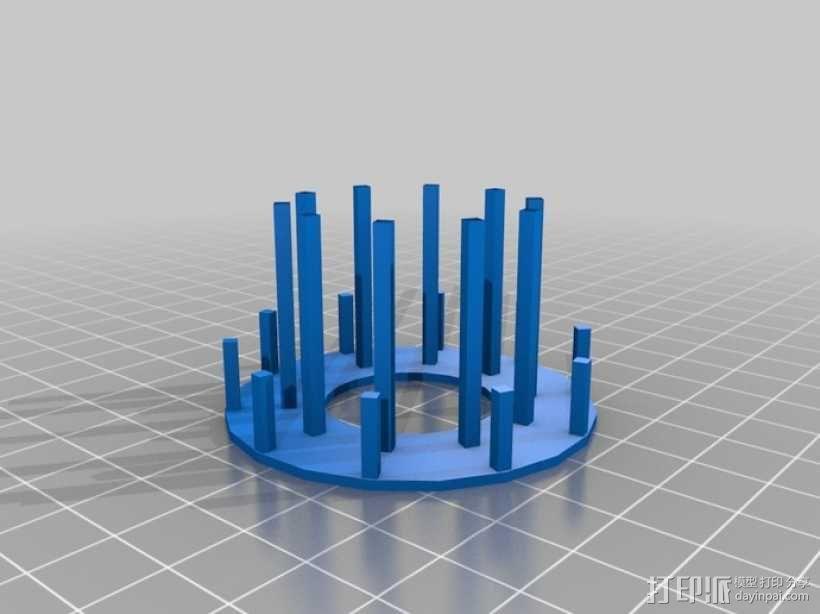 灯塔  3D模型  图8