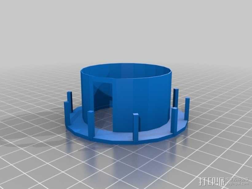 灯塔  3D模型  图14