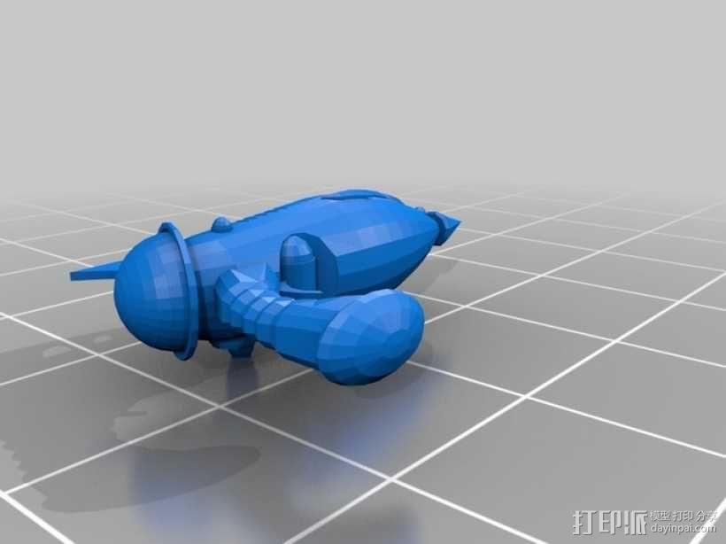 新维加斯Euclid's C-Finder游戏道具 3D模型  图1
